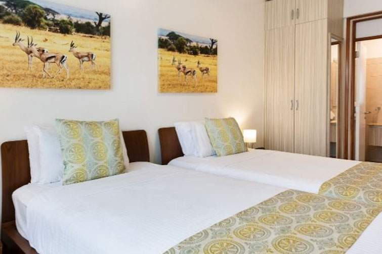 Serviced apartments in westlands